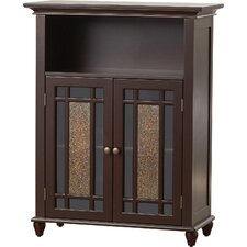 Caleb 2 Door Floor Cabinet