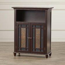 Caleb 2 Door Floor Cabinet
