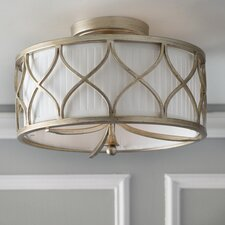 Ellicott Mills 3 Light Semi Flush Mount