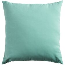 Prefilled Indoor/Outdoor Fabric Throw Pillow