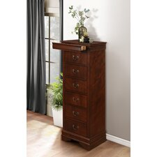 Waynesbur 7 Drawer Lingerie Chest