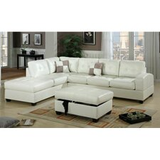 Damascus Reversible Chaise Sectional