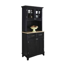 Sedgemoor Solid Hardwood China Cabinet