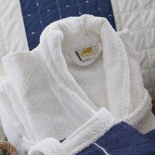 Strickland Premium Long-Staple Combed Cotton Bathrobe
