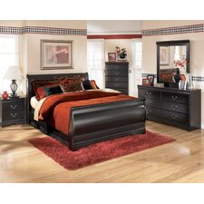 Waterford Sleigh Customizable Bedroom Set