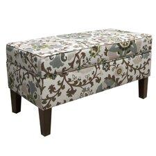 Thurston Upholstered Storage Bedroom Bench