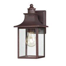 Tewksbury 1 Light Outdoor Wall Lantern