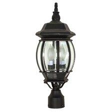 Mackintosh 3 Light Post Light