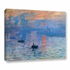 Sunrise Painting Print on Canvas