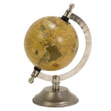 Truxton Celestial Designed Globe with Base