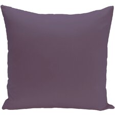 Eastvale Solid Décorative Outdoor Pillow