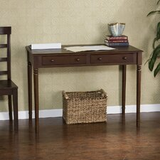 Cheever 2 Drawer Writing Desk