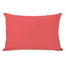 Benbrook Solid Throw Pillow