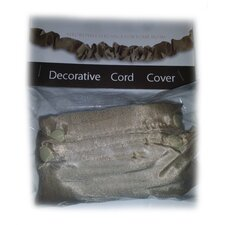 Darmsta Silk Decorative Electrical Cord Cover