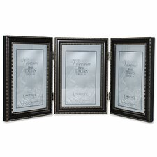 Saunterton Hinged Triple Vertical Picture Frame
