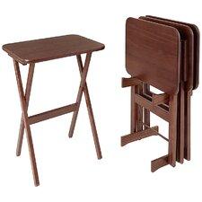 Kesteven Rectangular Tray Table (Set of 4) (Set of 4)