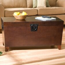 Bischoptree Trunk Coffee Table with Lift Top