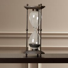 Bale Hour Glass in Stand