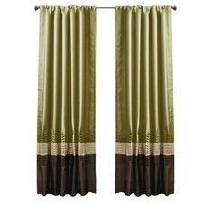 Panshawe Rod Pocket Curtain Panel (Set of 2)