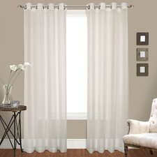 Waterloo Venetian Curtain Panel (Set of 2)