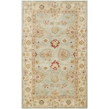 Bickley Blue/Beige Area Rug