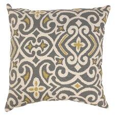 Mccrudden Damask Throw Pillow
