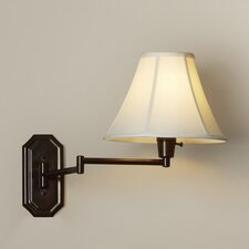Clitherow 1 Light Swing Arm Wall Sconce