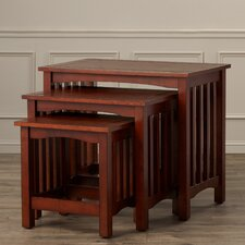 Oakcrest 3 Piece Nesting Tables