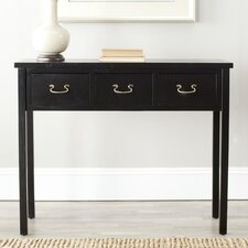 Robinwood 3 Drawer Console Table