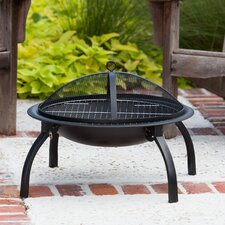 Wragby Folding Fire Pit