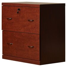 Bernewelt 2 Drawer File Cabinet