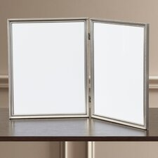 Saunterton Hinged Double Picture Frame
