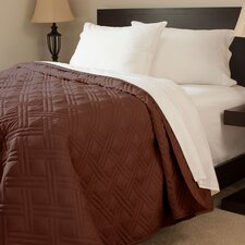 Carey Mill Summer Quilted Blanket