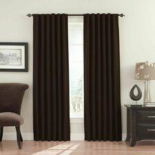 McCordsville Rod Pocket Blackout Single Curtain Panel