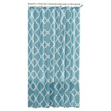 Laverick Microfiber Shower Curtain
