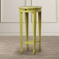 Butler Accent End Table with Shelf