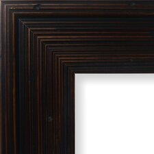 """3.13"""" Wide Wood Grain Picture Frame"""