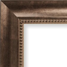 """2.13"""" Wide Smooth Ornate Picture Frame"""