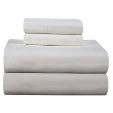 Medaryville Heavy Weight Flannel Solid Sheet Set