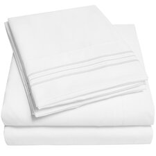 Searsmont 1500 Thread Count Microfiber Sheet Set