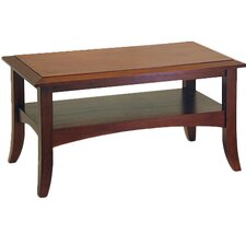 Schneider Antique Walnut Coffee Table