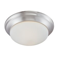Mobile 2 Light Flush Ceiling Mount