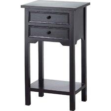Berwick 2 Drawer End Table