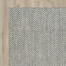 Otto Hand-Loomed Grey Area Rug