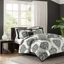 Oliver 5 Piece Comforter Set