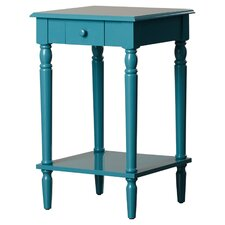 Carlisle 1 Drawer End Table