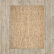 Gaines Natural Contemporary Area Rug