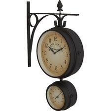"14"" Bracket Wall Clock"