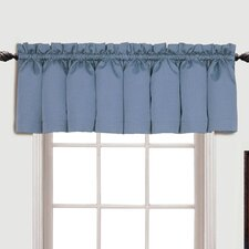 "Suzanne Rod Pocket Tailored 54"" Curtain Valance"