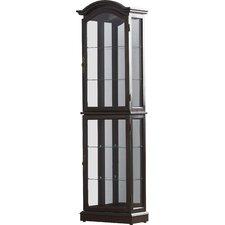 Loyer Floor Standing Curio Cabinet